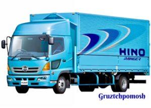 Диагностика японских грузовиков на выезде