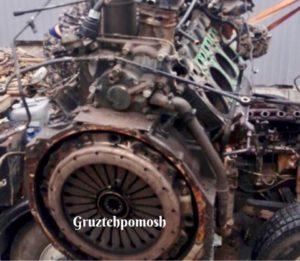 Капитальный ремонт двигателя на Камазе на выезде