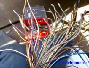 Ремонт электрики грузовых автомобилей на выезде