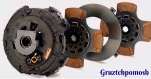 Ремонт и замена сцепления на грузовом автомобиле