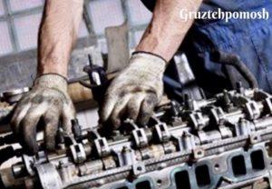 Ремонт двигателя на выезде