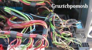 Ремонт электропроводки грузовиков на выезде