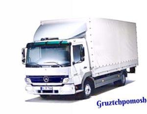 Ремонт грузовиков Мерседес на выезде в Москве
