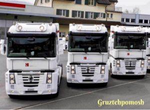 Ремонт грузовиков Рено на выезде в Москве