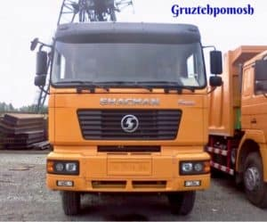 Ремонт грузовиков Шакман на выезде в Москве и области