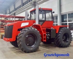Ремонт тракторов на выезде в Москве и области