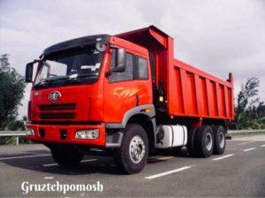 Ремонт грузовиков ФАВ на выезде в Москве